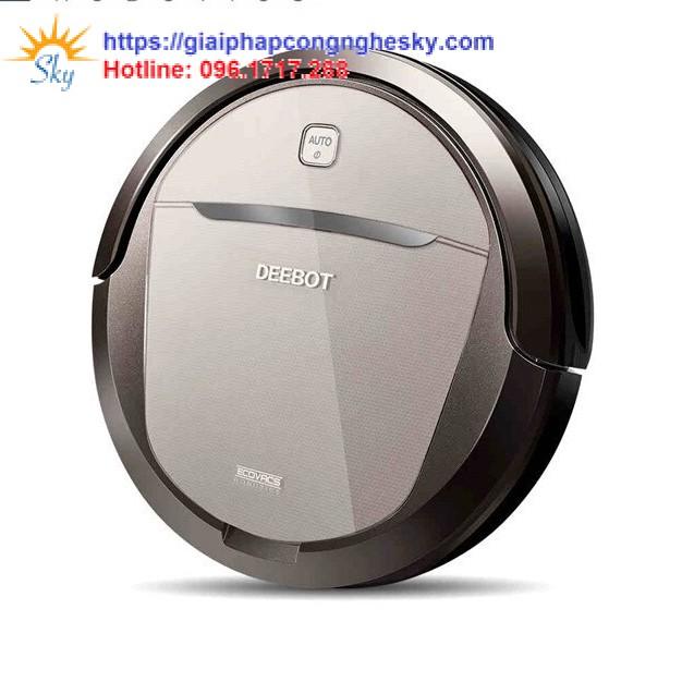 Robot-hut-bui-lau-nha-Ecovacs-DT85G