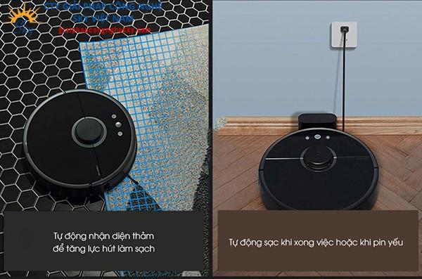 Robot hút bụi XIAOMI ROBOROCK GEN 2 (S552) - Phiên bản Quốc Tế