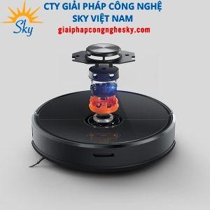 Robot hút bụi lau nhà Xiaomi Gen 3 (S602) - Phiên bản Quốc Tế