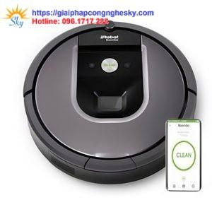 Robot-irobot-roomba-960