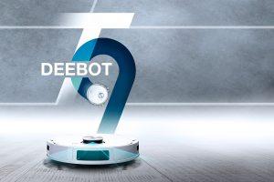 Đánh giá robot hút bụi Ecovacs deebot t9 power